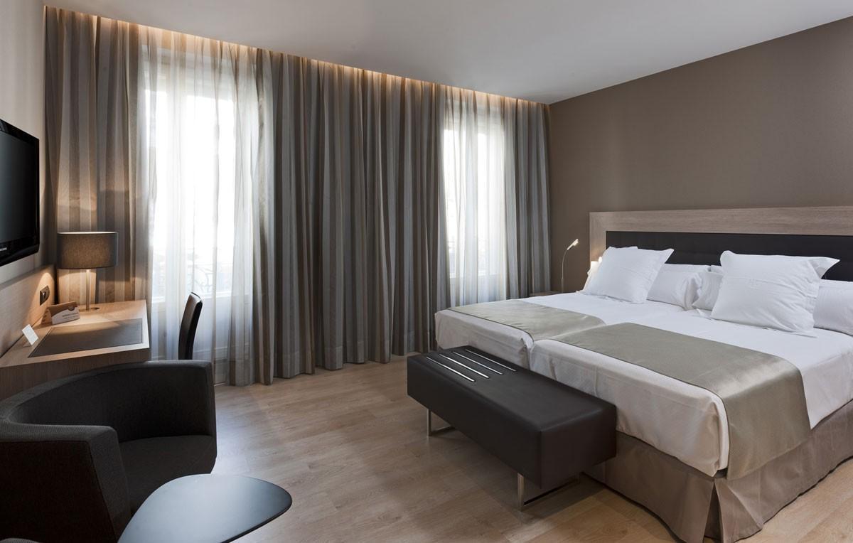 Rooms Catalonia Plaza Mayor Hotel Madrid